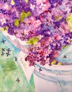 Bucket O Lilacs blog