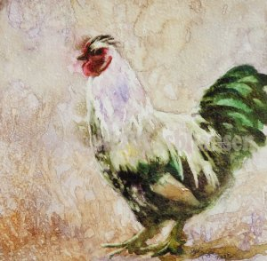 Bartholomew the Rooster copyright