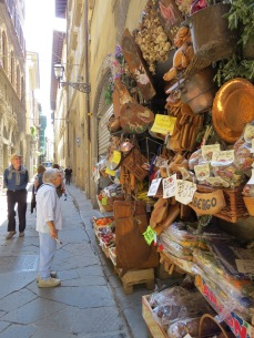 A store in Florence