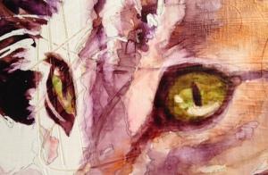 Finished eyes