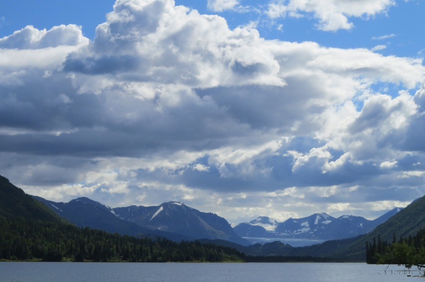 Russian Lake. Gorgeous!