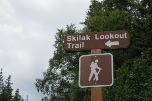 Skilak Lookout Trail