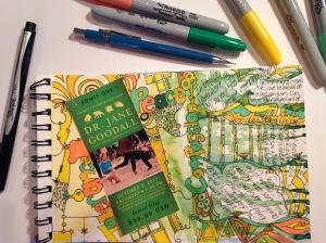 Journal Entry Jane Goodall