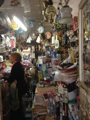 A packed SUPER junk store