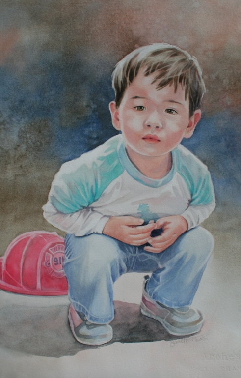 Kid Portrait